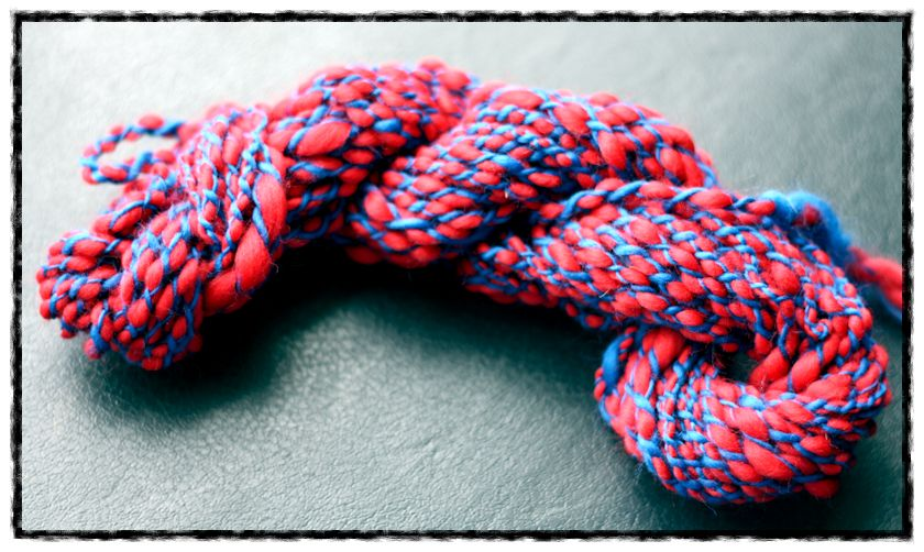 spiderman yarn 1